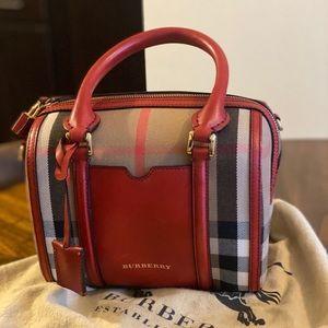 Burberry Small Barrel Bag